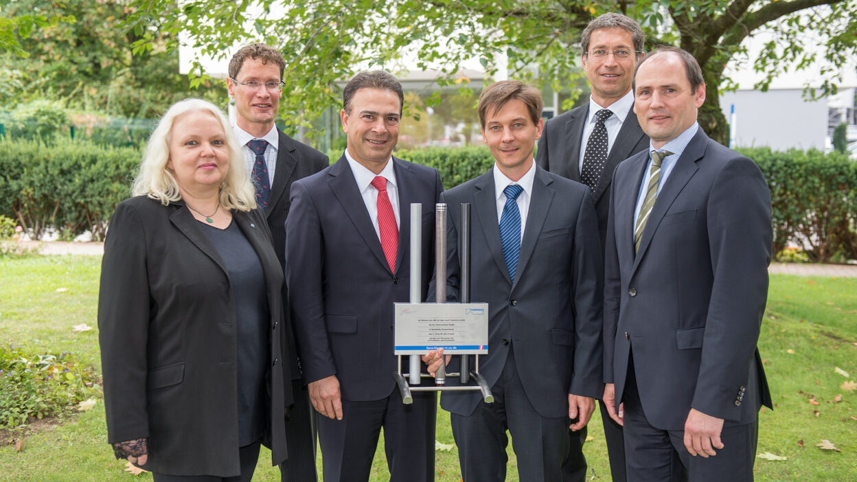 "Freudenberg ""We all take care"" Award 2014"